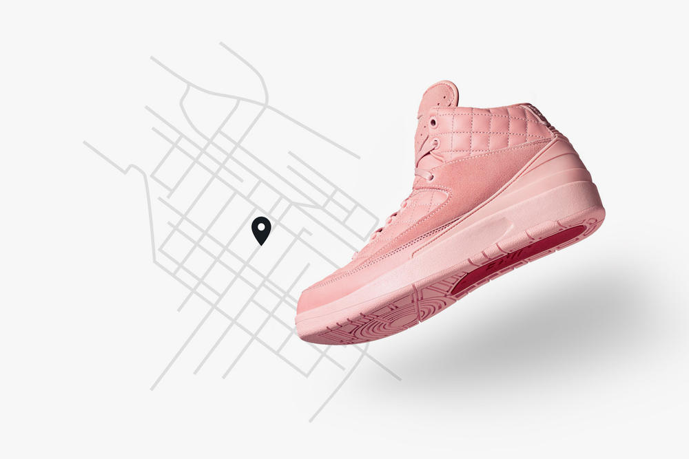 Nike Introduces SNKRS Stash