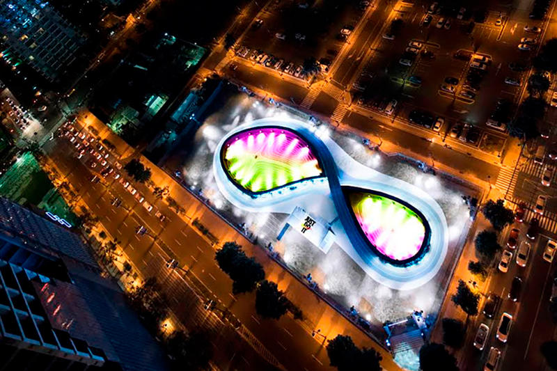 Nike LED Unlimited Stadium Manila Track and Field LunarEpic Flyknit