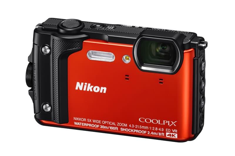 Nikon Coolpix W300 Camera 2017 Summer