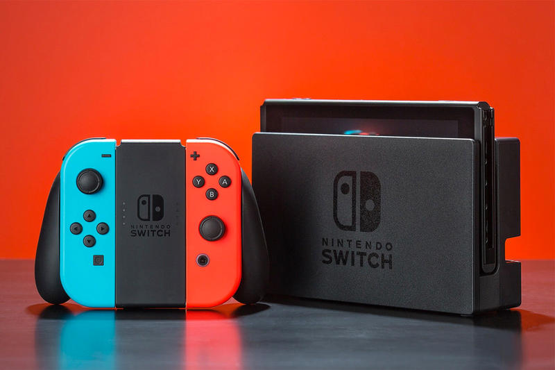 Nintendo Switch Production Boost Gaming Consoles