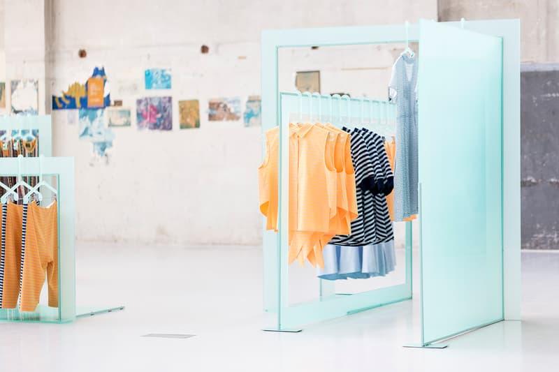 Noman Studio Esprit Opening Ceremony Pop Up Shop Amsterdam