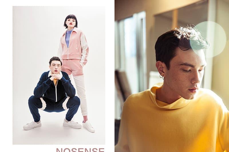 NOSENSE 2017 Spring/Summer Lookbooks