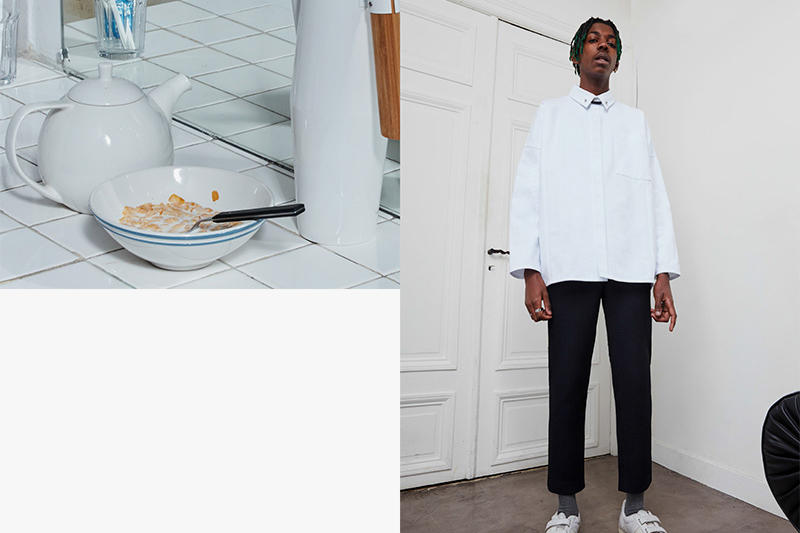 NOSOMNIA 2017 Fall/Winter Collection No Strings Attached Lookbook