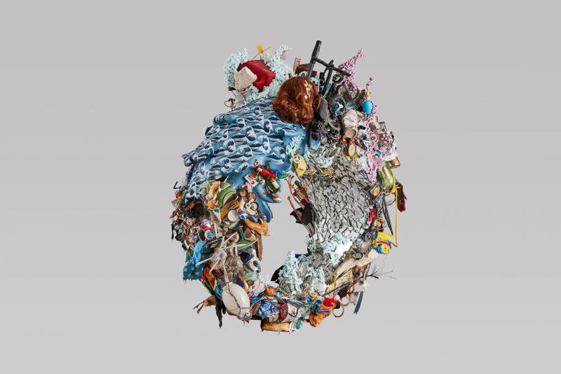 Project O Ocean Wave Sculptures Keith Richards Slash Rita Ora Jason deCaires Taylor Liu Bolin Baron von Fancy
