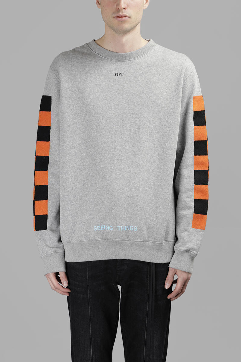 OFF WHITE Virgil Abloh Fashion Clothing Apparel Streetwear Luxury Casual