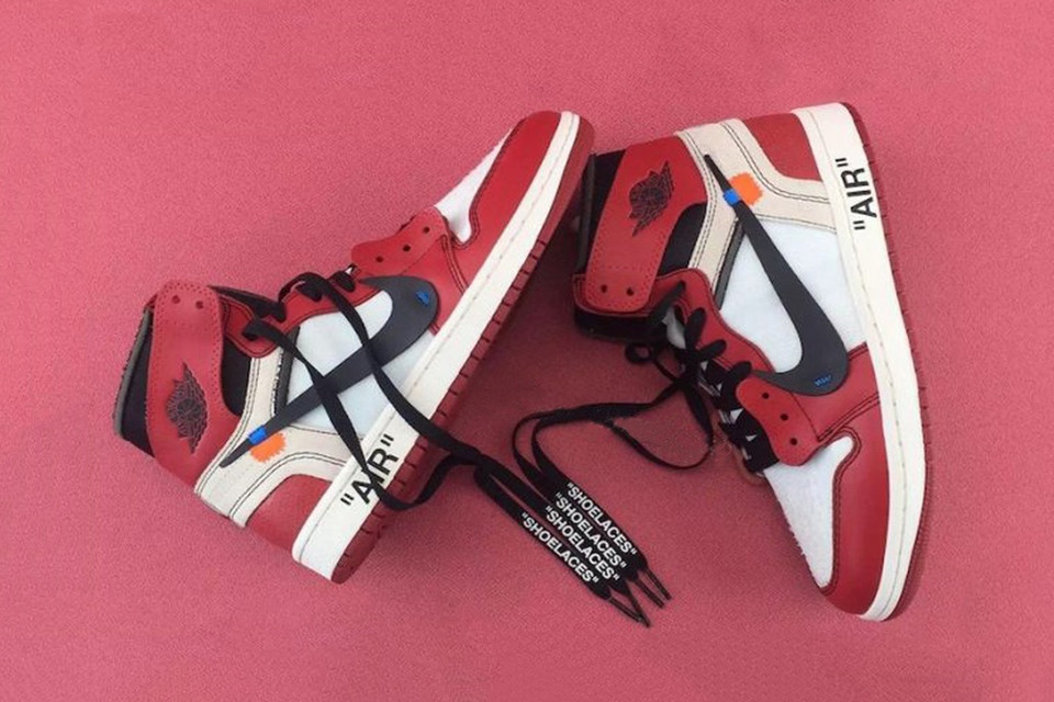 Off White X Air Jordan 1 Price Info Hypebeast
