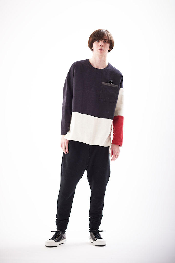 OVER THE STRiPES 2017 Fall/Winter Lookbook