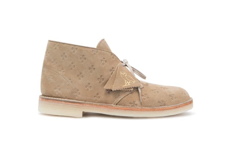 low priced 734a4 b6c3f OVO Clarks Originals Desert Boot Lookbook October s Very Own Drake