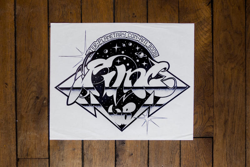 Func'88 Paris Street Art Graffiti Graphic Design Artwork Ultraboyz