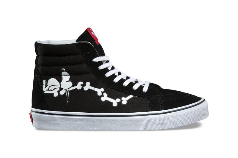 Peanuts Vans Charles Schulz Fashion Apparel Clothing Footwear Collaboration Exclusive
