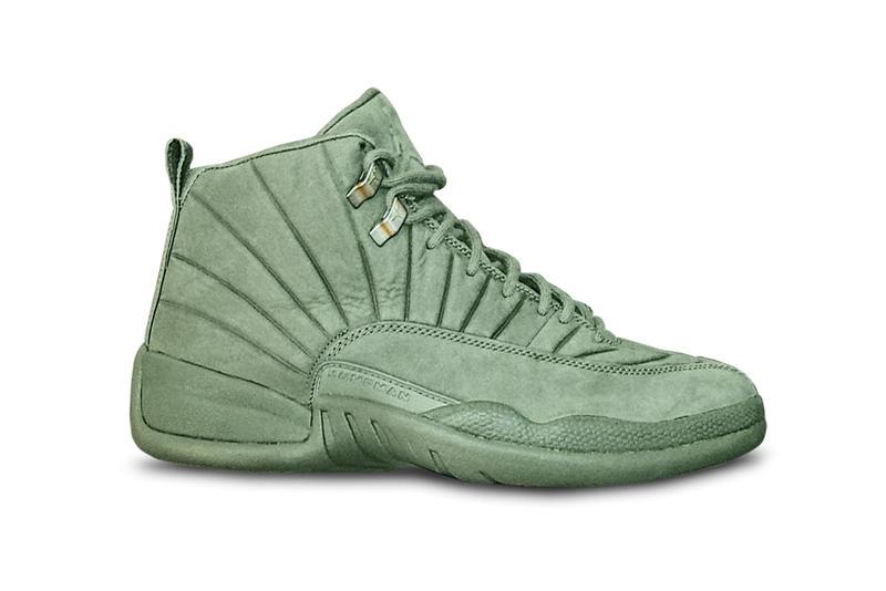 public school psny air jordan 12 olive Jordan Brand Nike