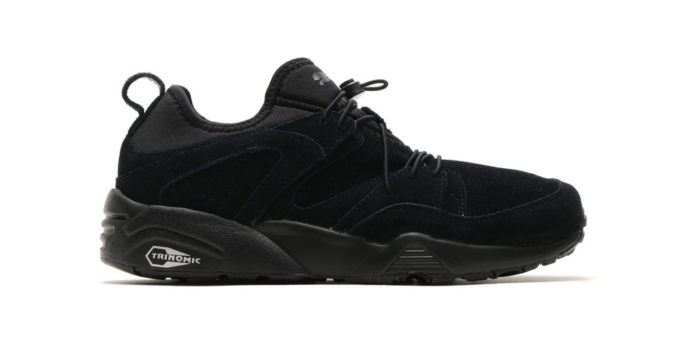 PUMA's Reworked Blaze of Glory Returns With Clean Looks for 2017 Spring/Summer