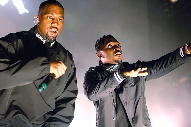 Pusha T Kanye West Wyoming Creative Voice Back on Track