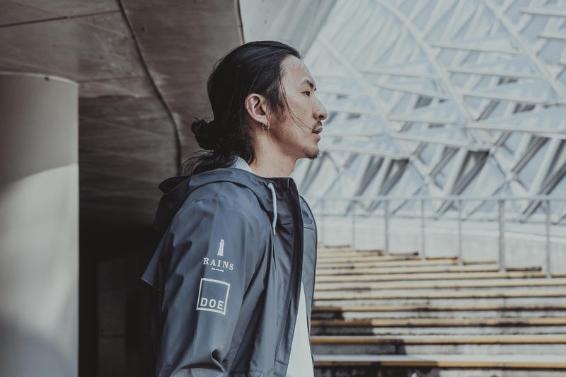 RAINS Copenhagen x DOE Shanghai Collaboration
