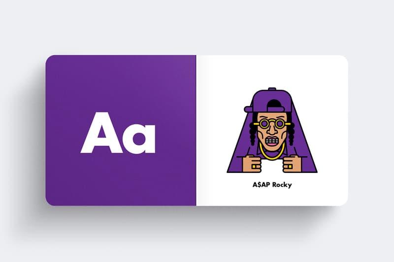 rap abc every letter legend hip hop rap childrens book picture alphabet