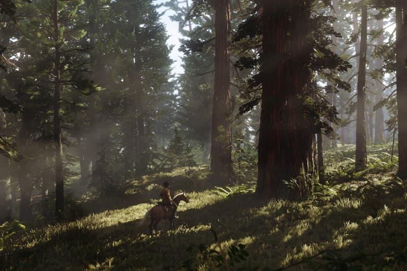 Red Dead Redemption 2 2018 Delay New Screens Rockstar
