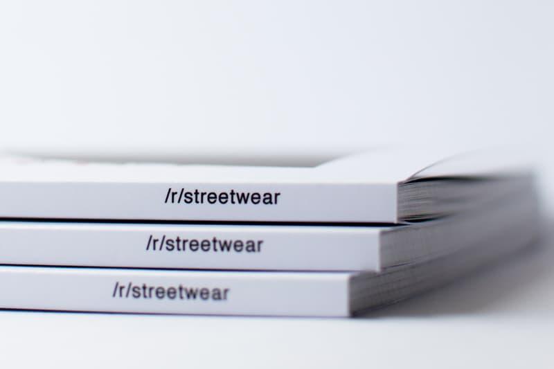 Reddit r/streetwear Magazine