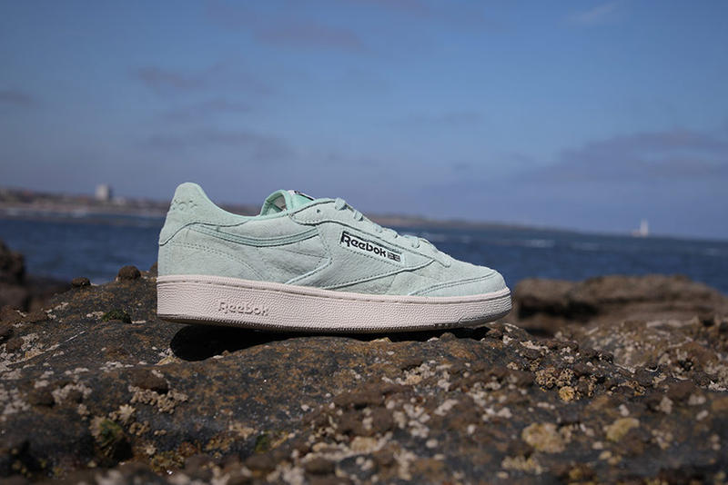 fd6b1ee9f28 Reebok Shows Off the Club C 85 Pastel Pack