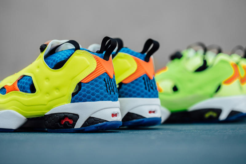 "Reebok Instapump Fury OG ""Splash"" Pack"