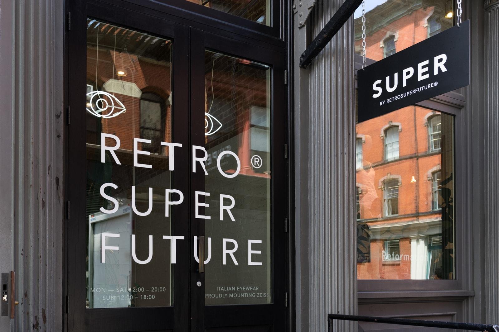 RetroSuperFuture NYC Flagship Playlist Nikki Martinez
