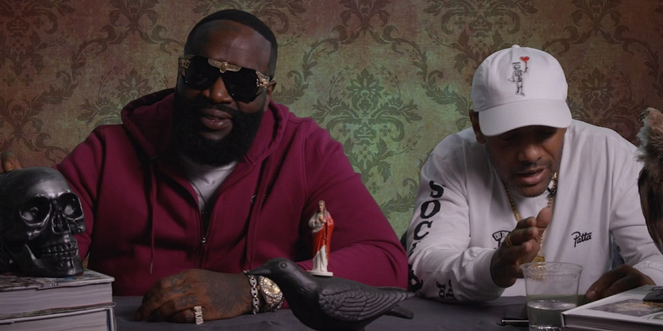Prodigy Interviews Rick Ross for Mass Appeal | HYPEBEAST