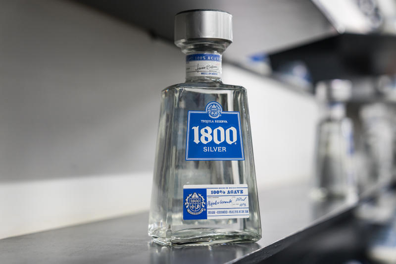Sam Rodriguez PUMA Clyde 1800 Tequila Launch Party Recap