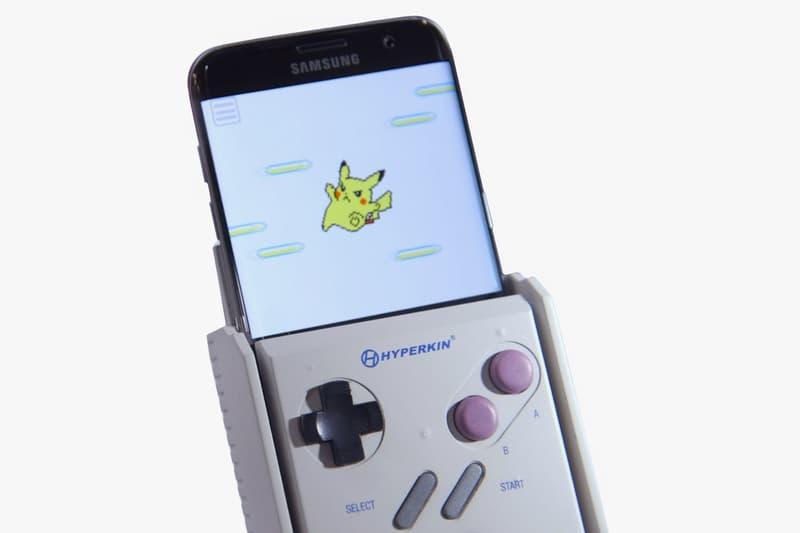 SamsungSmartBoy Game Boy Phone Add-On