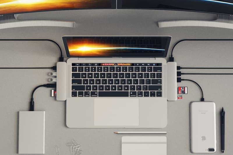 Satechi Macbook Pro USB-C Port Hub