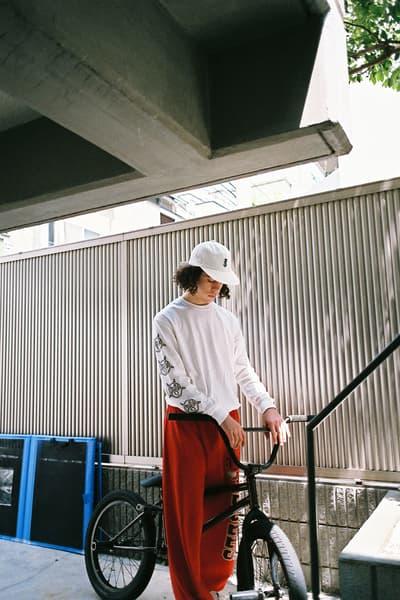 SAYHELLO Fashion Apparel Clothing Streetwear Tokyo Japan