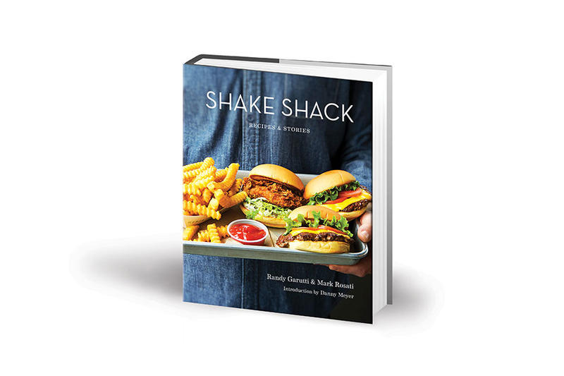 Shake Shack: Recipes and Stories Cookbook Danny Meyer USHG ShakeBurger Crinkle Cut Fries Concrete Custard