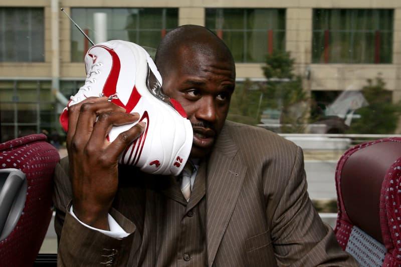 Shaq Calls out LaVar Ball on his Signature Shoe Sneaker Basketball Reebok Big Baller Brand ZO2