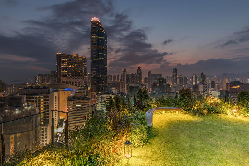 SKYPARK is Hong Kong's Latest Innovative Apartment Project Kowloon The New World Development Company