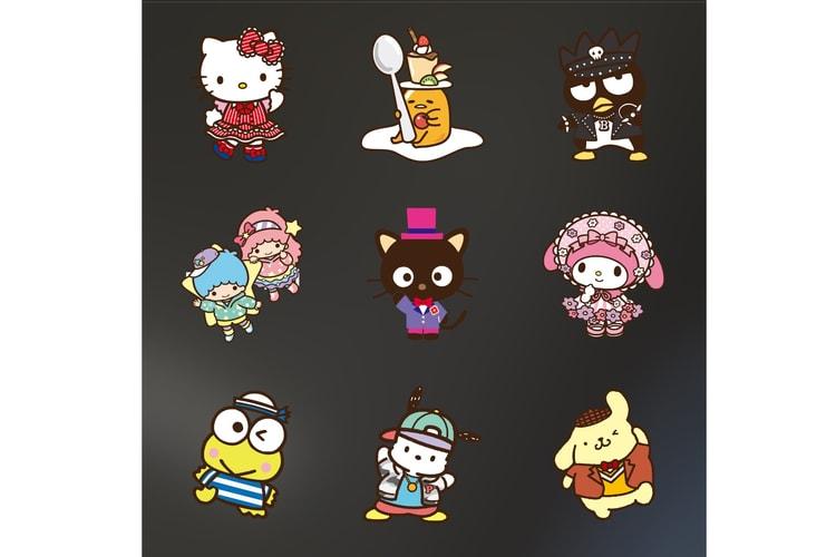 b16aecff5b Snapchat Releases a Sanrio Sticker Pack