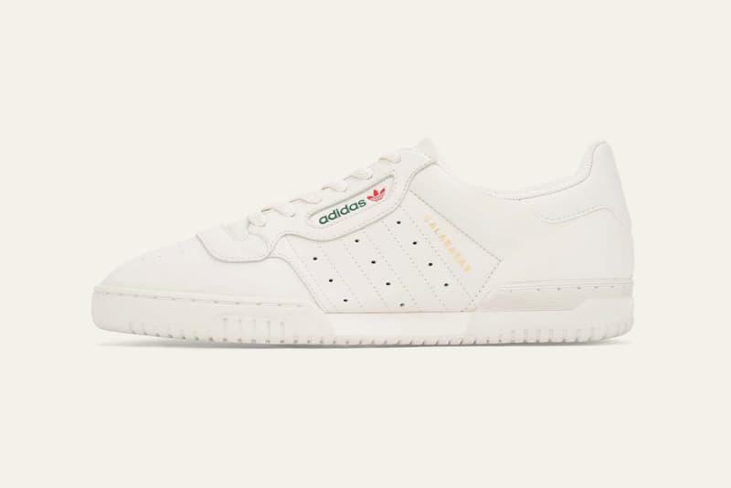 adidas Originals YEEZY Powerphase White Calabasas