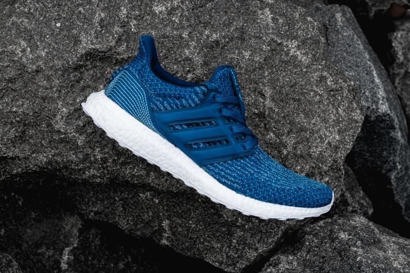 adidas x Parley UltraBOOST Blue