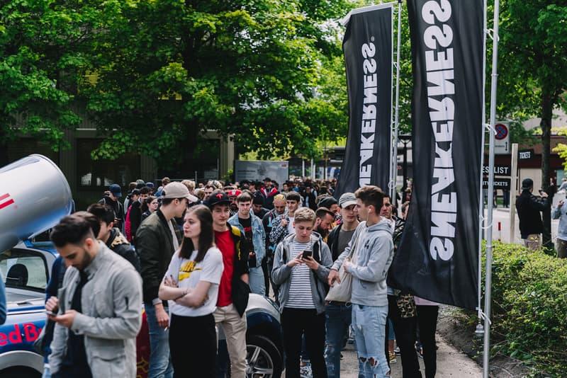 Sneakerness zurich switzerland recap
