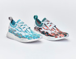 Sneakersnstuff Unveils a Datamoshing-Inspired adidas NMD_R1 Primeknit Pack