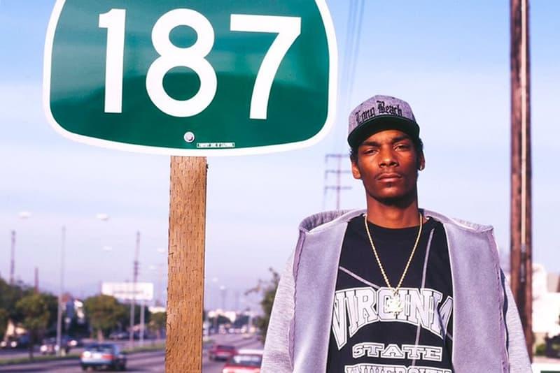Snoop Dogg K Camp Trash Bags