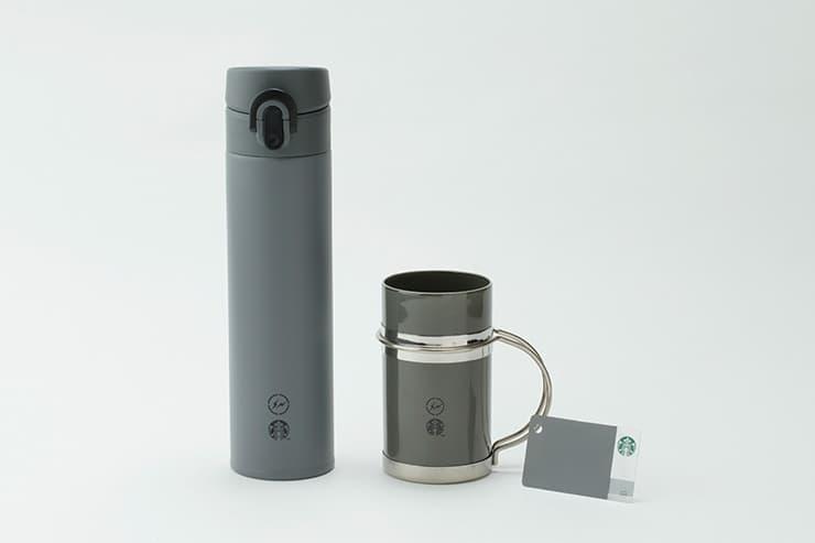 The Starbucks x Hiroshi Fujiwara Collaborative Coffee Set