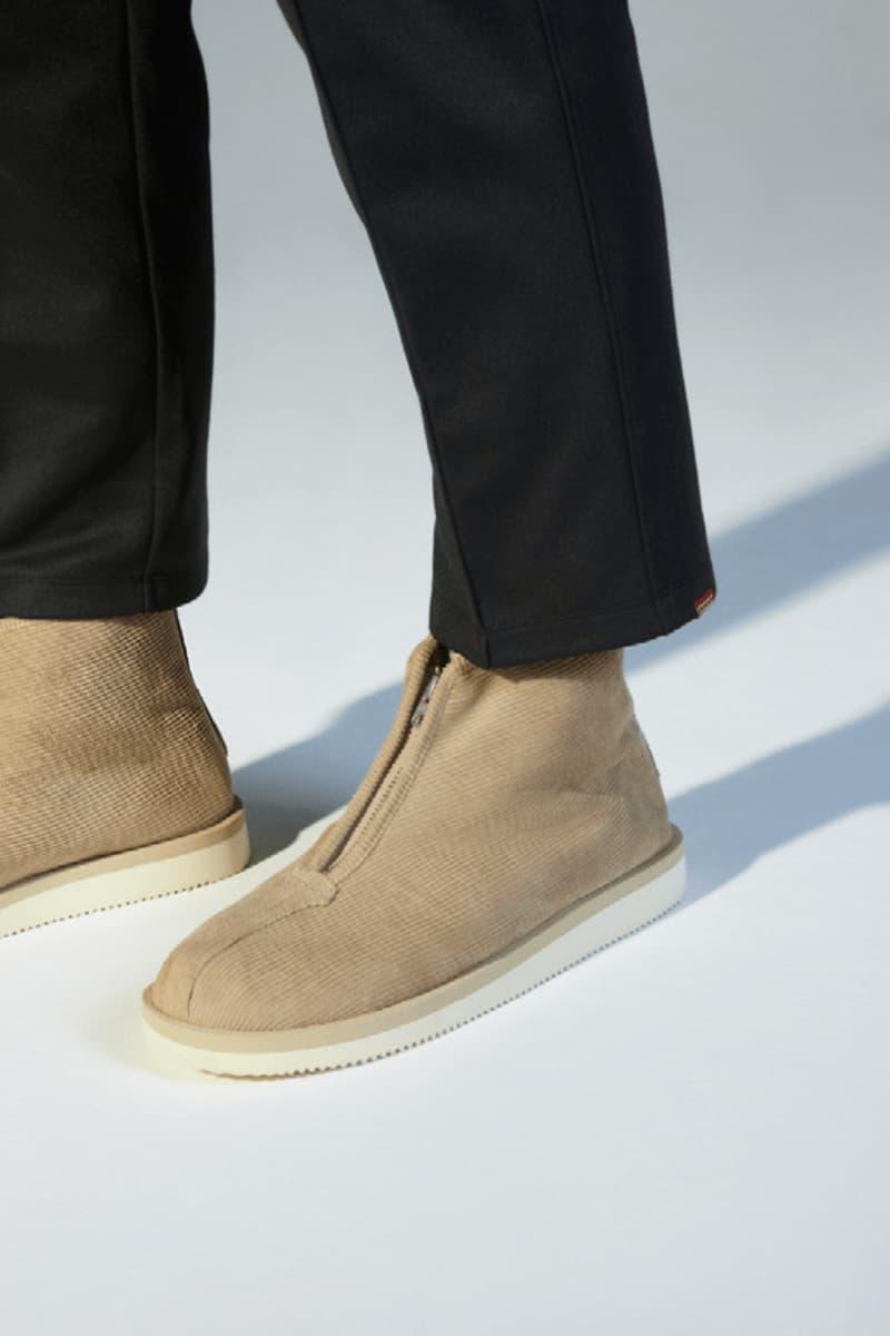 795d7f6c9434 Suicoke 2017 Fall Winter Footwear
