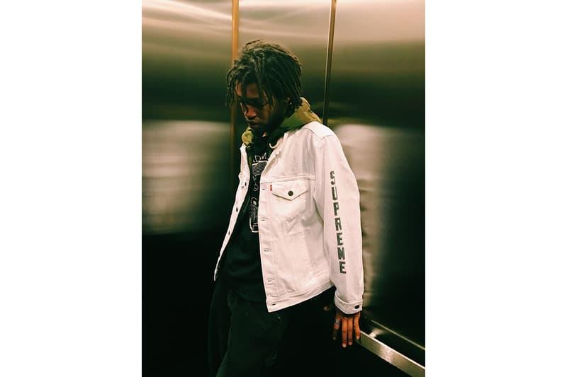 Supreme x Levi's 2017 Jacket Collection