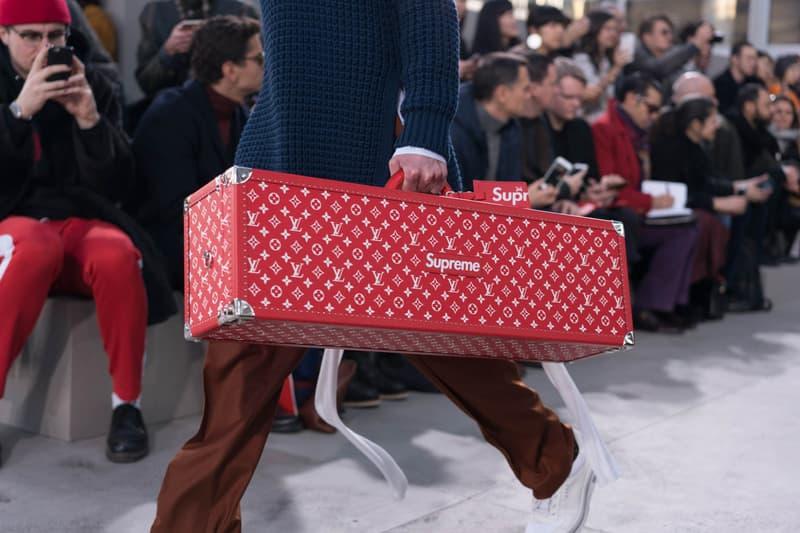 Supreme x Louis Vuitton Collaboration 2017 Fall/Winter New York City Pop-Up