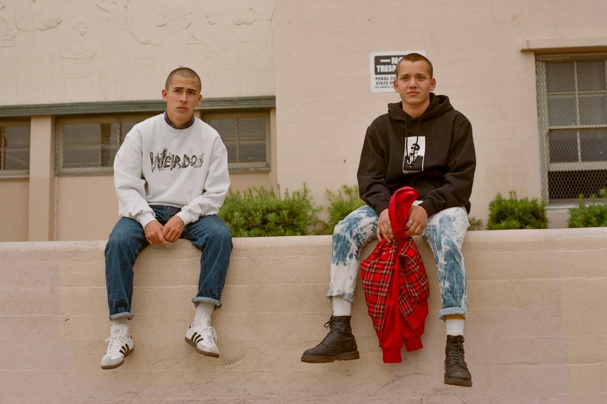 Supreme Week 12 OFF-WHITE UNDERCOVER Public School Nike BAPE Anti Social Social Club