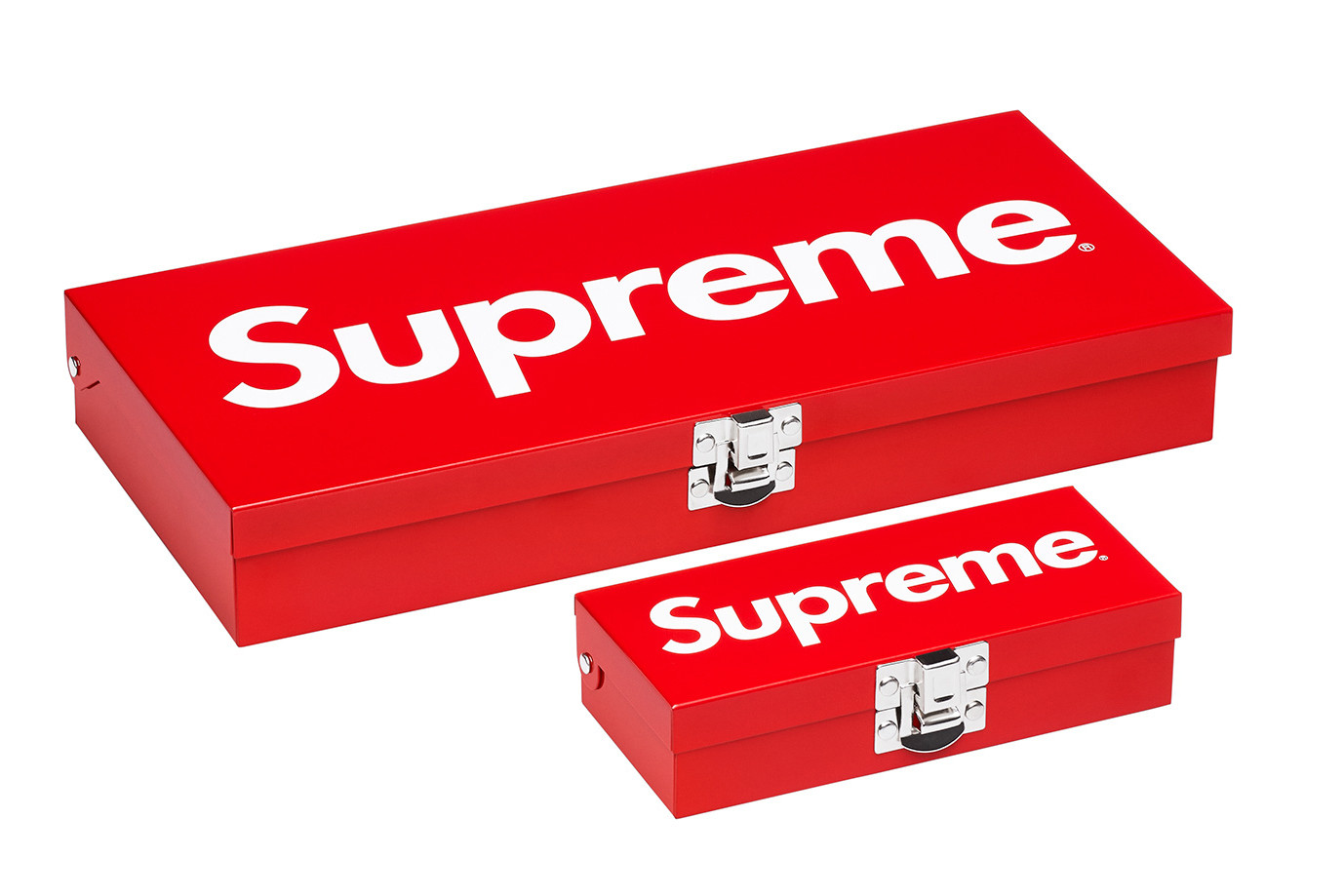 Supreme Week 15, Raf Simons, KITH, Nike Be True