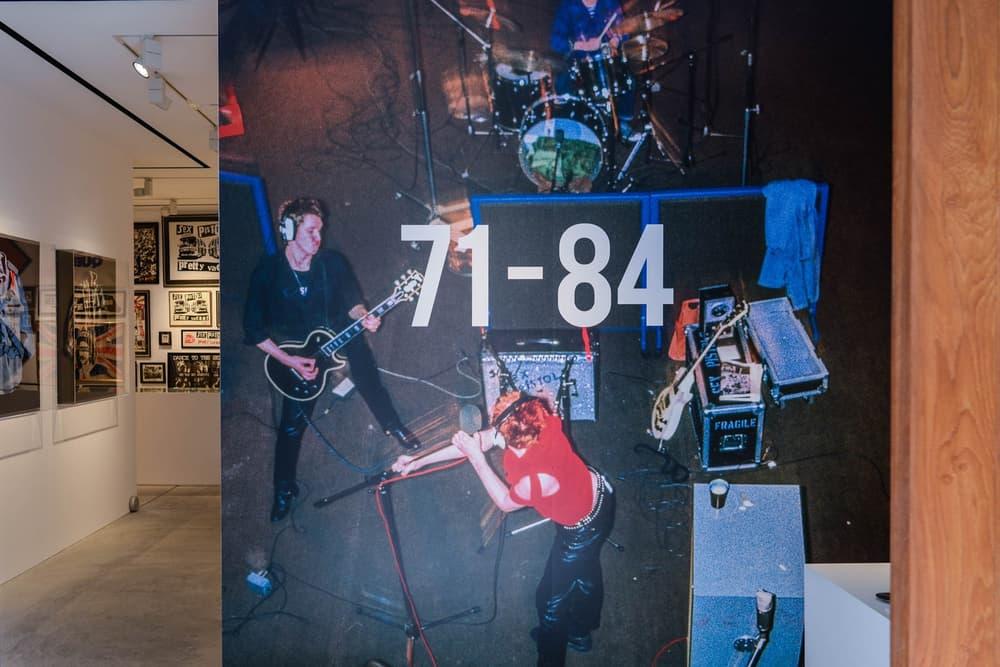 The Mass 71 84 British Punk Exhibition