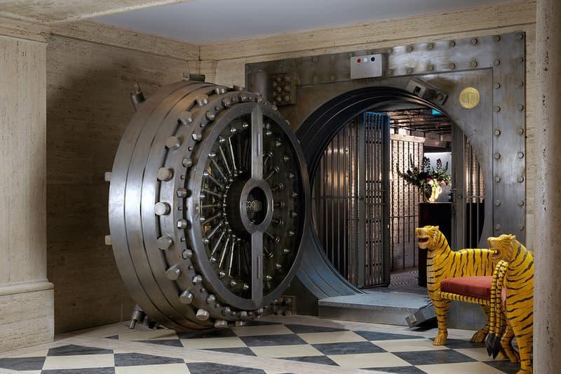 Soho House Ned Hotel Luxury Retreat London