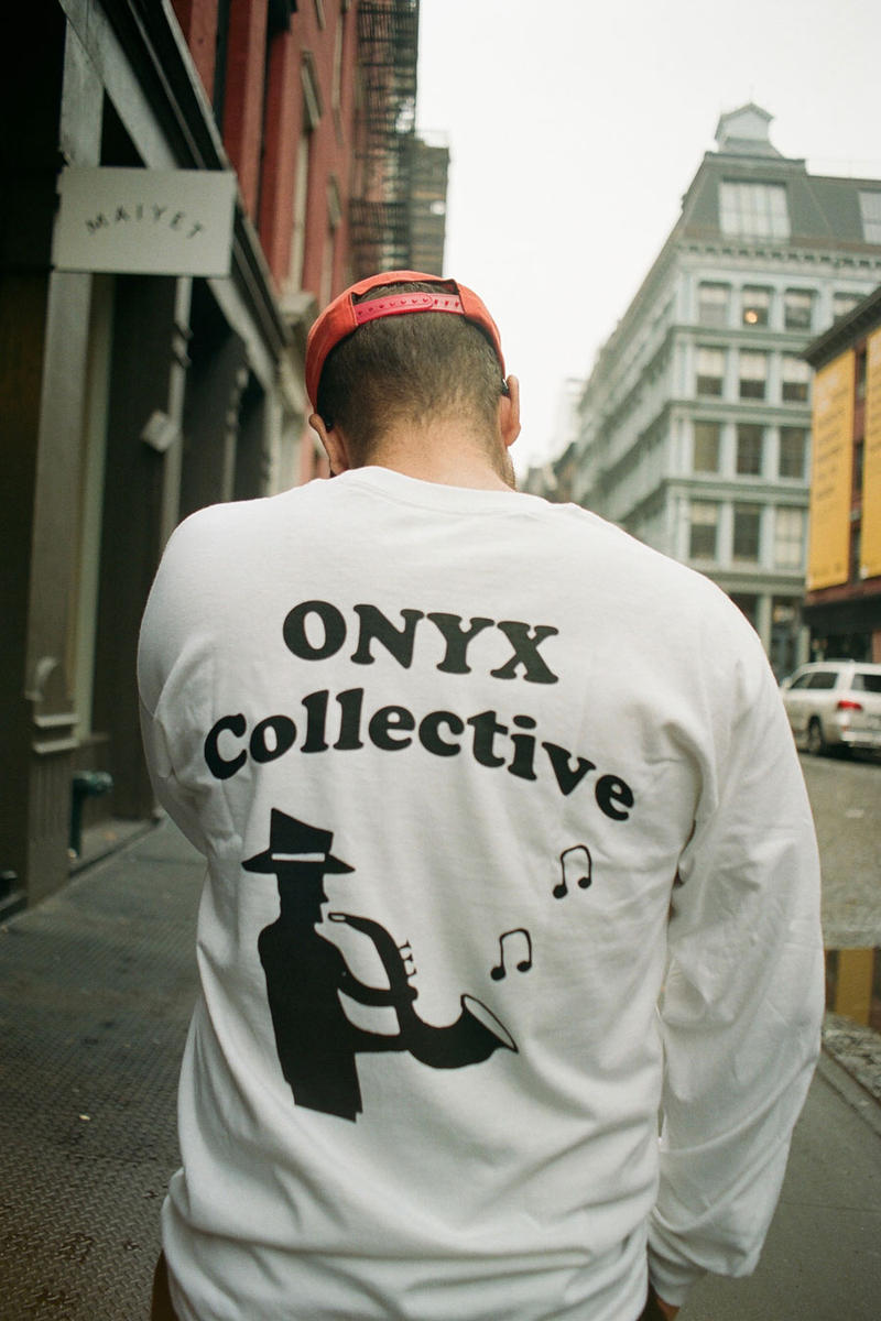 The Onyx Collective NYXO 2017 Spring Lookbook Aaron Bondaroff