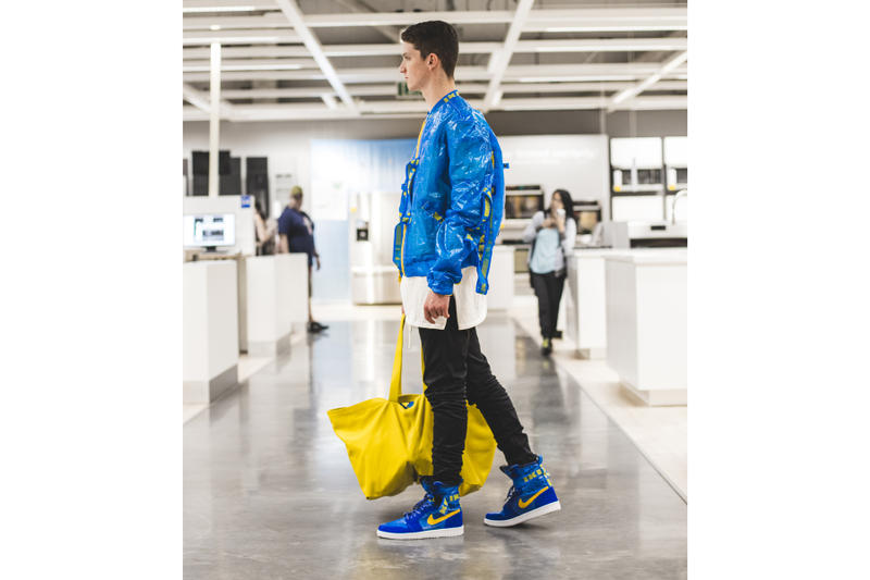 The Shoe Surgeon Air Jordan 1 IKEA Custom