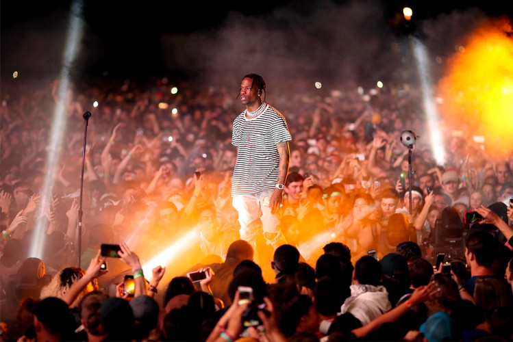 456b3ba33e854a Travis Scott Talks Live Shows and Working With Virgil Abloh in New Interview
