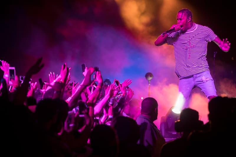 Travis Scott Gives Fan Favorite Ring Rolling Loud